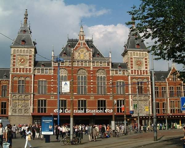 Amsterdam Photo Index